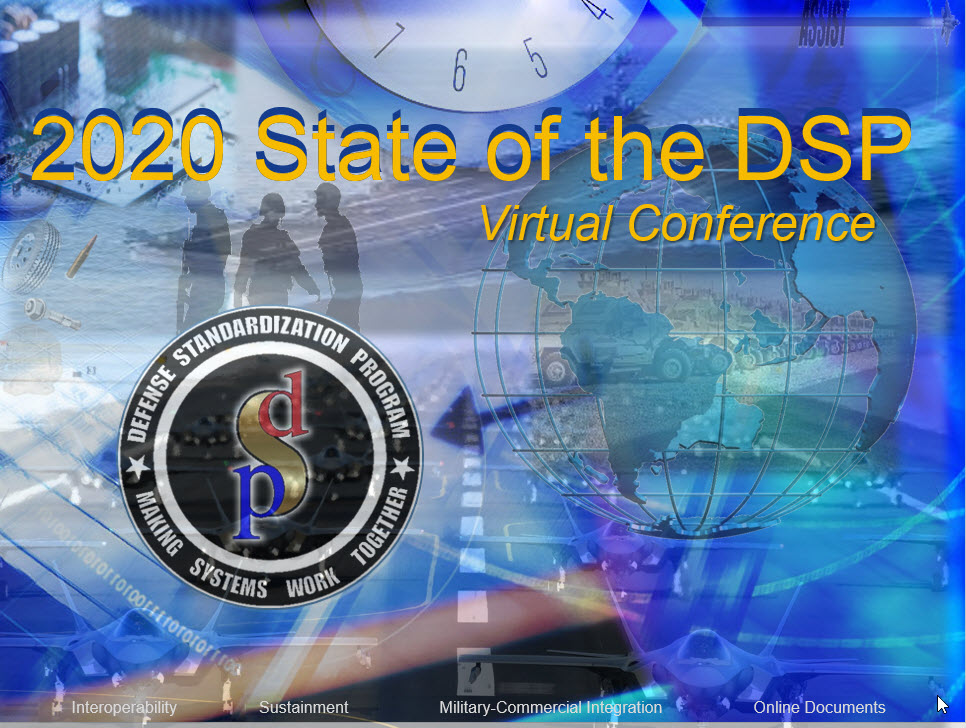 State of the DSP Virtual Conference Proceedings Are Available